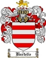 Thumbnail Bartelie Family Crest  Bartelie Coat of Arms