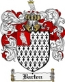 Thumbnail Barton Family Crest Barton Coat of Arms Digital Download
