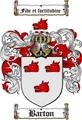 Thumbnail Barton Family Crest / Barton Coat of Arms