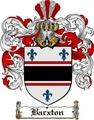 Thumbnail Barxton Family Crest  Barxton Coat of Arms