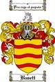 Thumbnail Basett Family Crest  Basett Coat of Arms