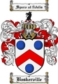 Thumbnail Baskerville Family Crest Baskerville Coat of Arms Digital Download
