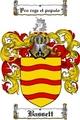 Thumbnail Bassett Family Crest  Bassett Coat of Arms