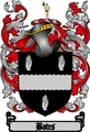 Thumbnail Bates Family Crest / Bates Coat of Arms