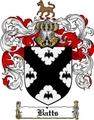 Thumbnail Batts Family Crest  Batts Coat of Arms