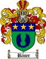 Thumbnail Bauer Family Crest  Bauer Coat of Arms