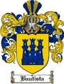 Thumbnail Bautista Family Crest  Bautista Coat of Arms