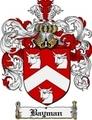 Thumbnail Bayman Family Crest Bayman Coat of Arms Digital Download