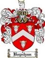 Thumbnail Baynham Family Crest  Baynham Coat of Arms