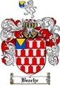 Thumbnail Beache Family Crest  Beache Coat of Arms