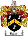 Thumbnail Bealer Family Crest  Bealer Coat of Arms