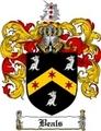 Thumbnail Beals Family Crest Beals Coat of Arms Digital Download