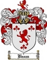 Thumbnail Beam Family Crest  Beam Coat of Arms