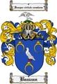 Thumbnail Beavan Family Crest Beavan Coat of Arms Digital Download