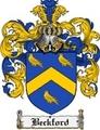 Thumbnail Beckford Family Crest Beckford Coat of Arms Digital Download