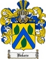 Thumbnail Bekere Family Crest  Bekere Coat of Arms