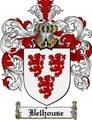 Thumbnail Belhouse Family Crest Belhouse Coat of Arms Digital Download