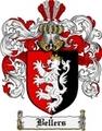 Thumbnail Bellers Family Crest Bellers Coat of Arms Digital Download