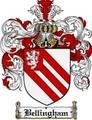 Thumbnail Bellingham Family Crest Bellingham Coat of Arms Digital Download