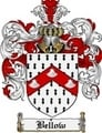 Thumbnail Bellow Family Crest Bellow Coat of Arms Digital Download