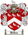 Thumbnail Belton Family Crest Belton Coat of Arms Digital Download
