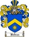 Thumbnail Beltran Family Crest  Beltran Coat of Arms