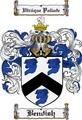 Thumbnail Bendish Family Crest Bendish Coat of Arms Digital Download
