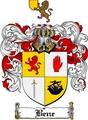 Thumbnail Bene Family Crest  Bene Coat of Arms