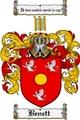 Thumbnail Benett Family Crest  Benett Coat of Arms