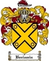 Thumbnail Beniamin Family Crest  Beniamin Coat of Arms