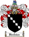 Thumbnail Bentown Family Crest  Bentown Coat of Arms