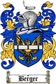 Thumbnail Berger Family Crest  Berger Coat of Arms