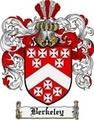 Thumbnail Berkeley Family Crest Berkeley Coat of Arms Digital Download
