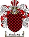 Thumbnail Bermudez Family Crest  Bermudez Coat of Arms