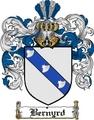 Thumbnail Bernyrd Family Crest  Bernyrd Coat of Arms