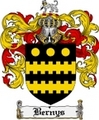 Thumbnail Bernys Family Crest  Bernys Coat of Arms