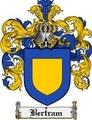 Thumbnail Bertram Family Crest Bertram Coat of Arms Digital Download