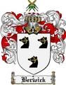 Thumbnail Berwick Family Crest Berwick Coat of Arms Digital Download