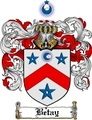 Thumbnail Betay Family Crest  Betay Coat of Arms