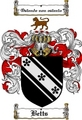 Thumbnail Betts Family Crest  Betts Coat of Arms