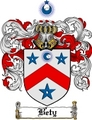 Thumbnail Bety Family Crest  Bety Coat of Arms