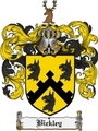 Thumbnail Bickley Family Crest Bickley Coat of Arms Digital Download
