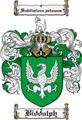 Thumbnail Biddulph Family Crest Biddulph Coat of Arms Digital Download