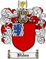 Thumbnail Bidon Family Crest Bidon Coat of Arms Digital Download