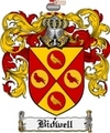 Thumbnail Bidwell Family Crest Bidwell Coat of Arms Digital Download