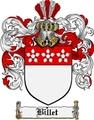 Thumbnail Billet Family Crest Billet Coat of Arms Digital Download