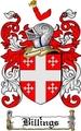 Thumbnail Billings Family Crest  Billings Coat of Arms