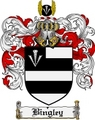 Thumbnail Bingley Family Crest Bingley Coat of Arms Digital Download