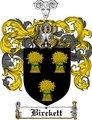 Thumbnail Birckett Family Crest  Birckett Coat of Arms