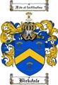Thumbnail Birkdale Family Crest  Birkdale Coat of Arms